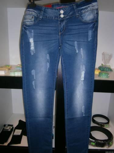 Как сделать правильно дырки и потертости на джинсах